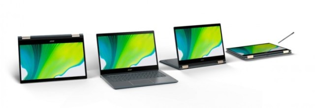 Acer Spin 7 5G will use Qualcomm's new 8CX2 chip