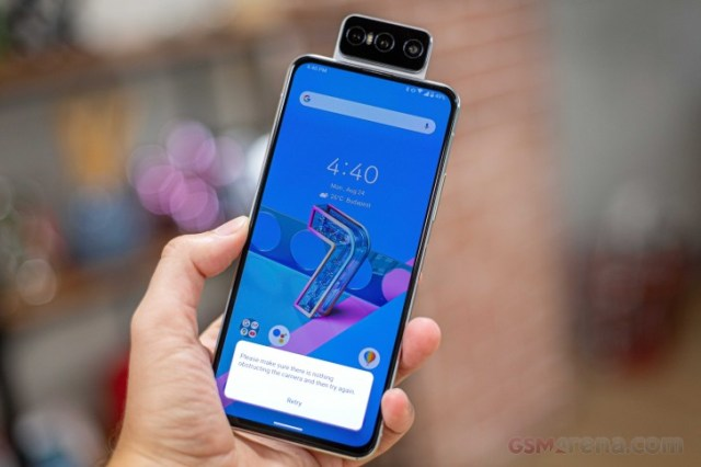 Asus Zenfone 7, 7 Pro get camera improvements, dual-band Wi-Fi and more with new update