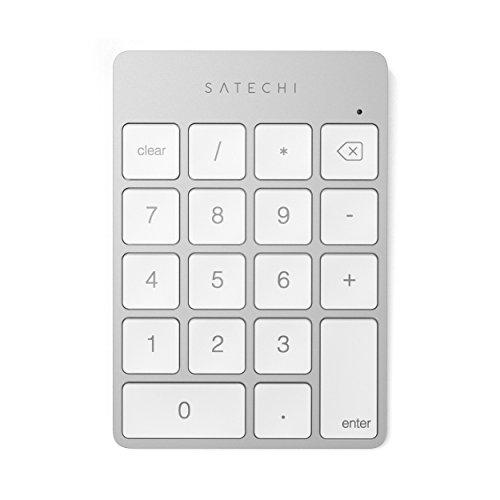 41BV78uIrtL - Clavier Numérique Hub Bluetooth USB-C pour MacBook Pro