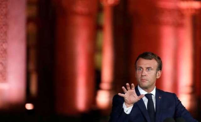 Au terme de sa deuxième visite dans le pays en un mois, le président français a proposé d'organiser à Paris une conférence d'aide au Liban dans la deuxième quinzaine d'octobre.