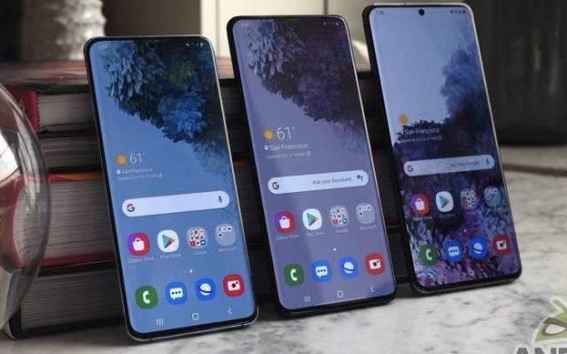 Samsung Galaxy S21 Series Concept