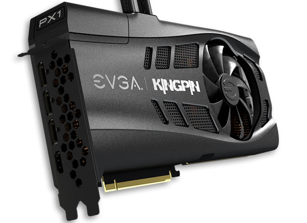 GeForce RTX 3090 Kingpin d'EVGA