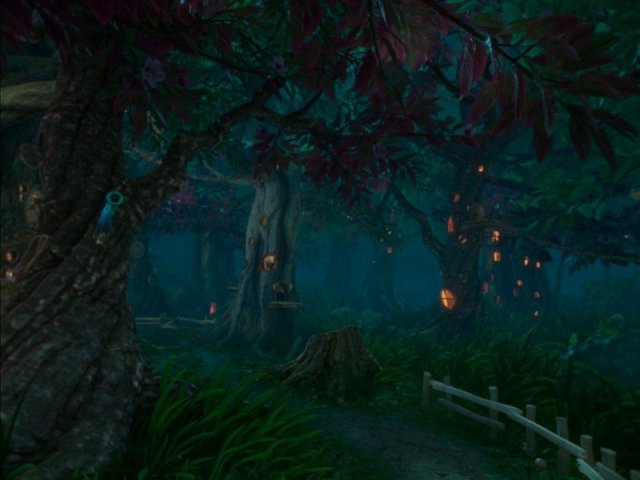 Gnomes And Goblins Dark Forest