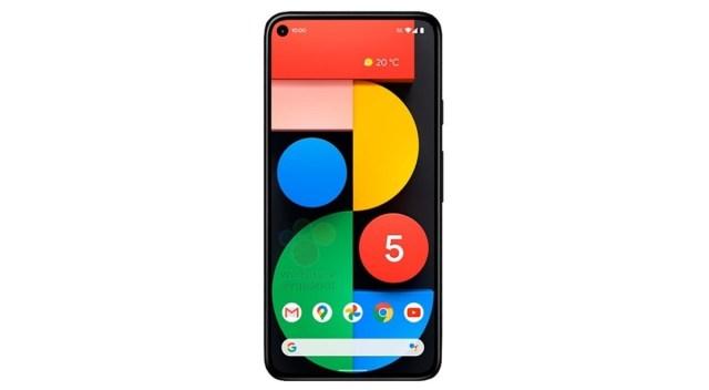 Google Pixel 5 full specs leak