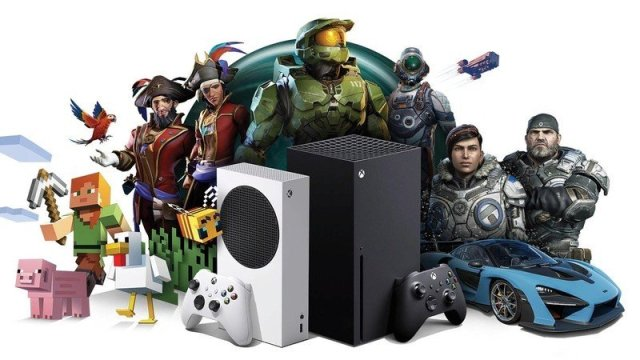 Xbox All Access for Xbox Series X, Xbox Series S