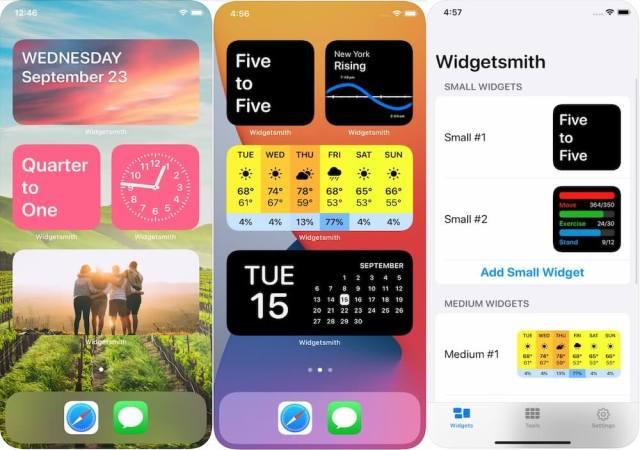 Widgetsmith Overview