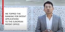 Screenshots of Walter Ji's keynote