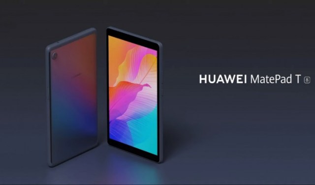 Huawei MatePad T8 arrives in India