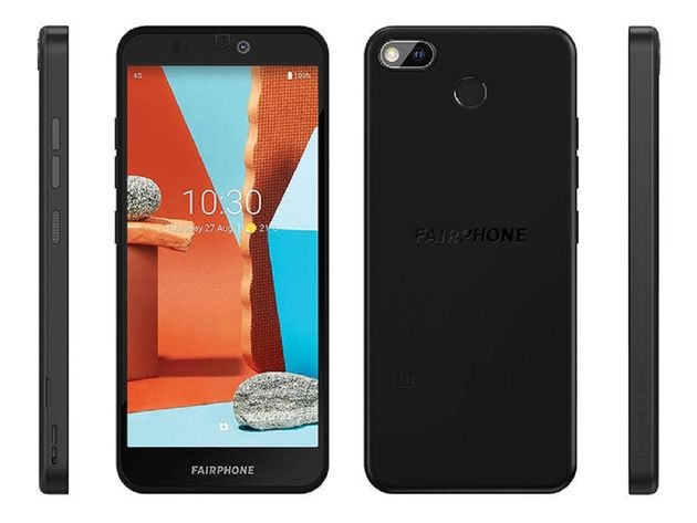Le Fairphone 3+ mise toujours sur l'éthique et met à jour son système photo