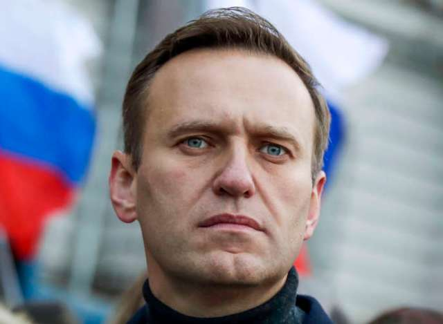L'opposant russe Alexeï Navalny, à Moscou, le 29 février 2020.