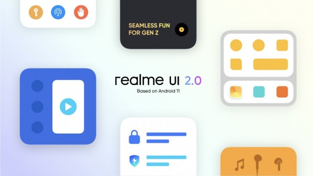 New Realme smartphone coming next month will run Realme UI 2.0 out of the box