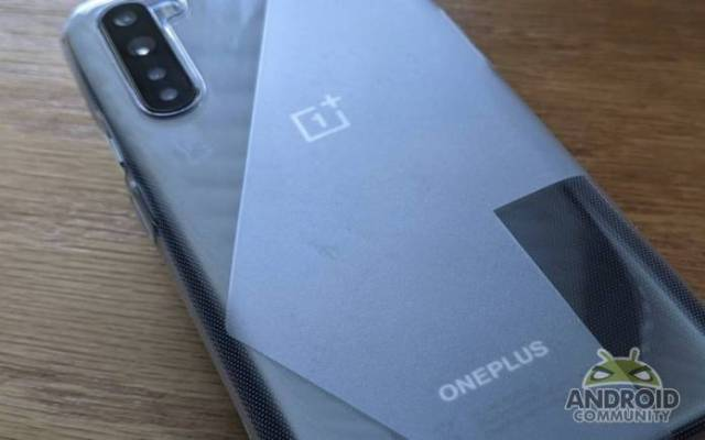 OnePlus Nord N10 5G Concept Phone
