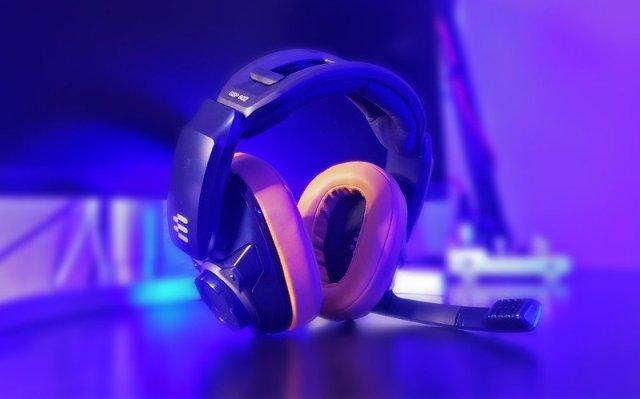 Epos 602 Gaming Headset Side