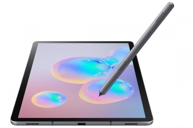 Samsung Galaxy Tab S6 is receiving One UI 2.5 update
