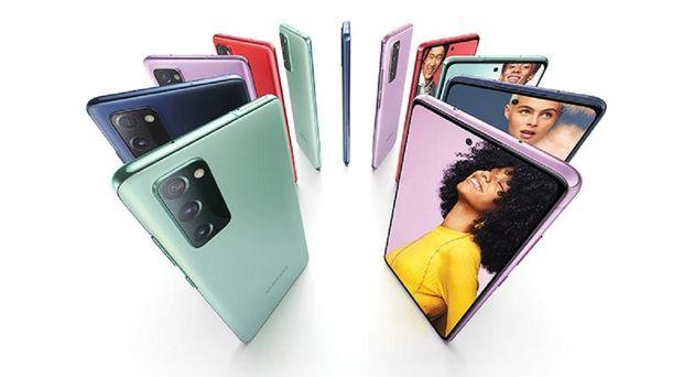 Samsung marche sur les terres de l'iPhoneSE avec son Galaxy S20FE
