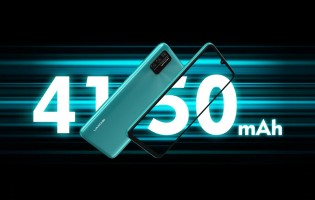 4,150 mAh battery with 5 W charging