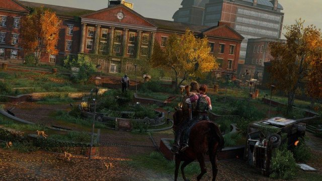 The Last of Us Remastered Pic