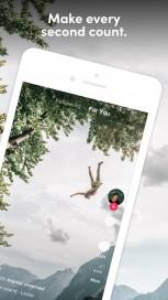 The TikTok app