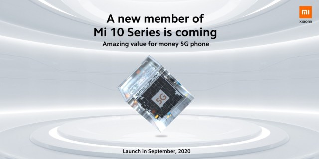 Watch the Xiaomi Mi 10T series announcement live here
