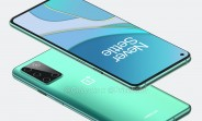 OnePlus 8T renders leak, showing new placement for the rear cameras