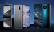 Nokia 2.4 and 3.4 debut as Nokia 8.3 5G goes global