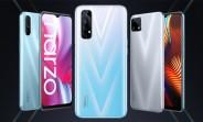 Realme announces Narzo 20A, Narzo 20, Narzo 20 Pro