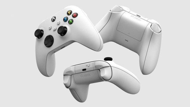 Xbox Series S Controller