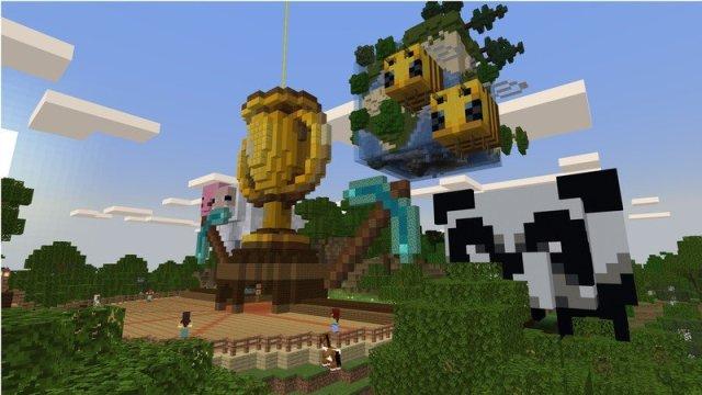 Minecraft Education Edition Global Build Championship