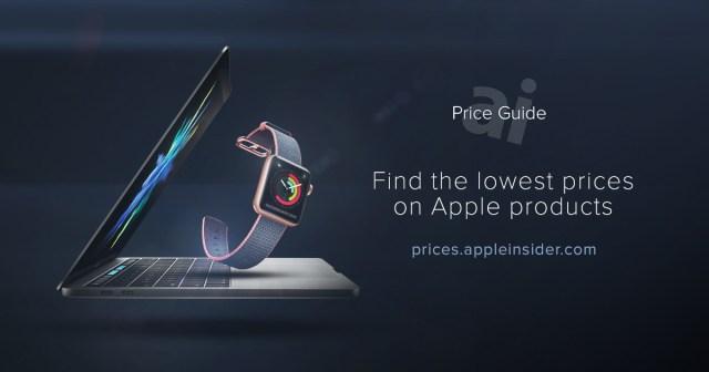 Guides de prix Apple