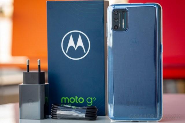 Motorola Moto G9 Plus review