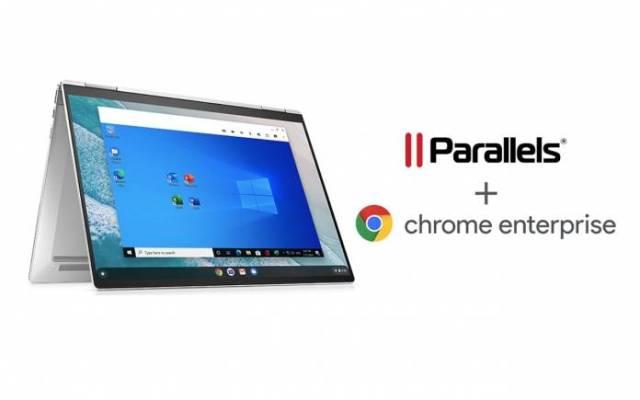 Parallels Chromebook Enterprise Run Windows Directly
