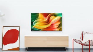 Realme Smart TV in Wall-mounted Mode