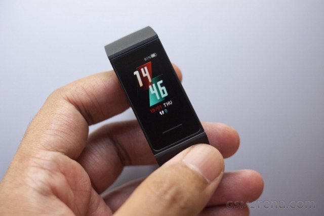 Redmi Smart Band review