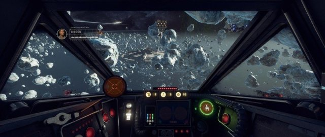 Star Wars Squadrons Space
