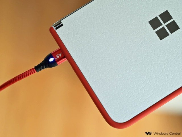 Surfaceduo Magnetic Charger
