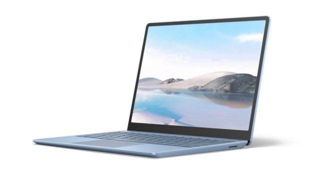 Ordinateur portable Surface Laptop Go de Microsoft