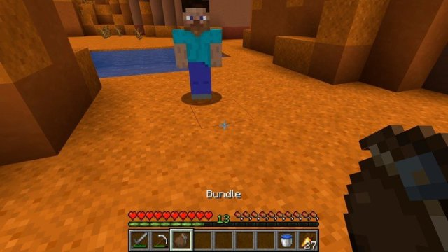 Minecraft Caves And Cliffs Update Bundle Items
