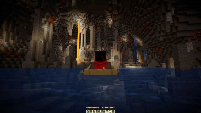 Minecraft Caves And Cliffs Update Cave Generation