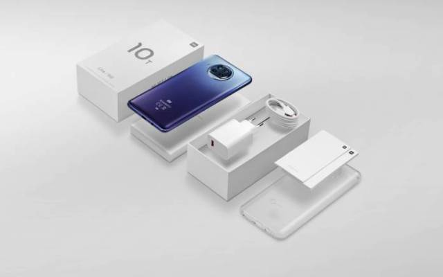 Xiaomi Mi 10TLite with Charger
