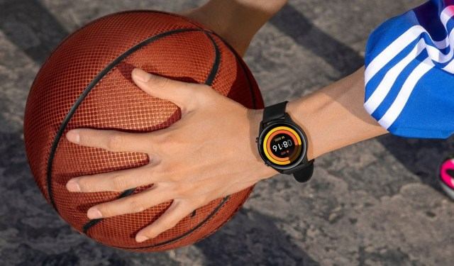 Xiaomi Mi Watch Color Sports Edition adds more color with familiar looks