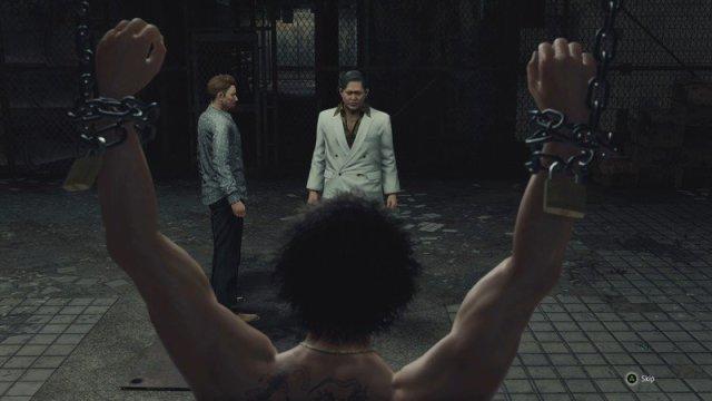 Yakuza Like A Dragon Chains