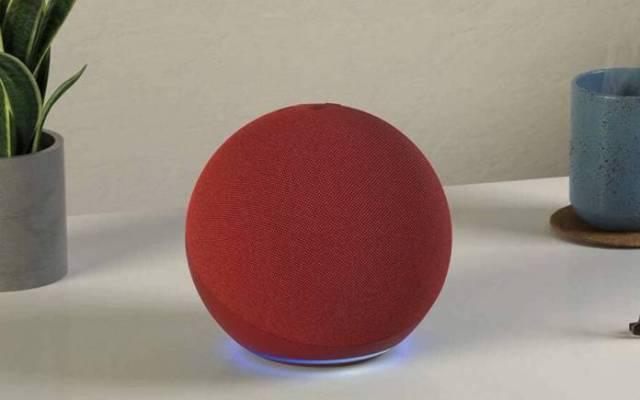 Amazon ECHO Product RED