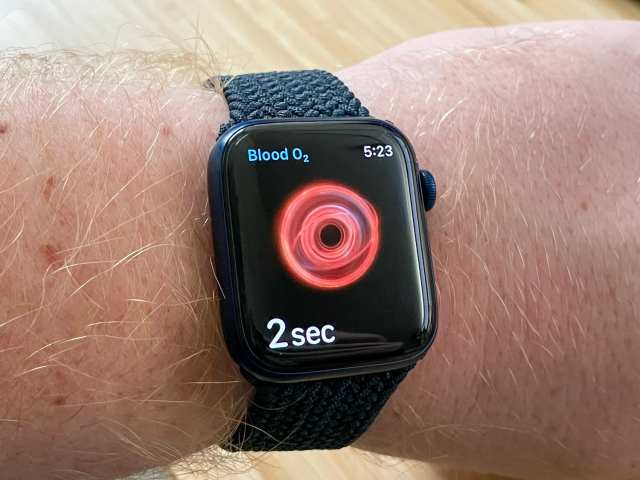 Apple Watch Series 6 Review 8
