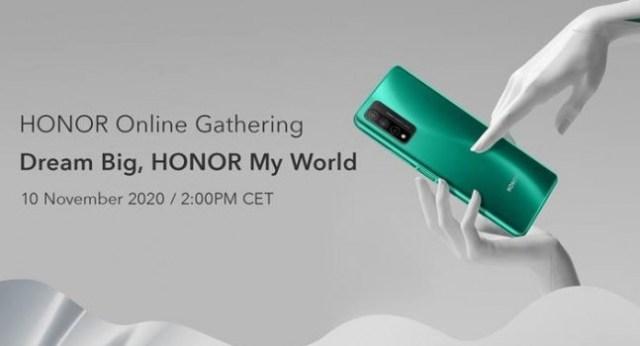 Honor 10X Lite set to make its global debut on November 10