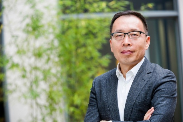 Victor Zhang, Vice-President at Huawei