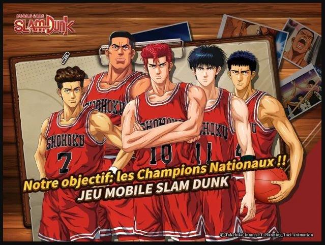 Slam dunk app - Jeu du jour : SLAM DUNK (iPhone & iPad - gratuit)