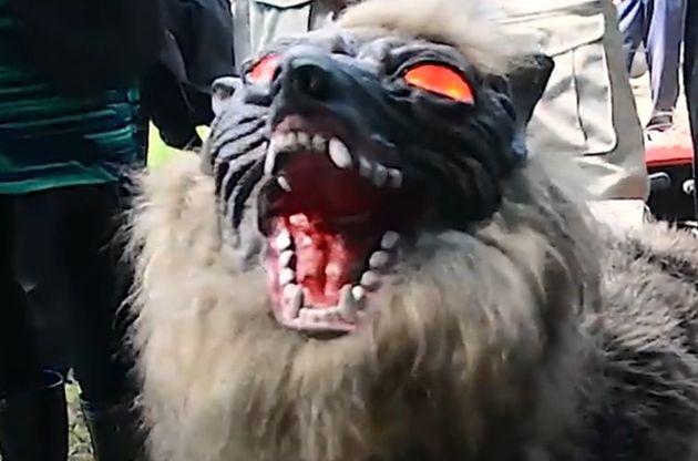 L'effrayant loup robot japonais qui fait fuir les cerfs et les ours (et les enfants)