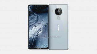 Nokia 7.3 (renders by @OnLeaks)