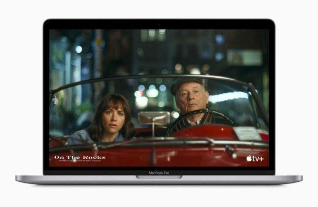 Processeur Apple M1 - MacBook Pro 13 pouces