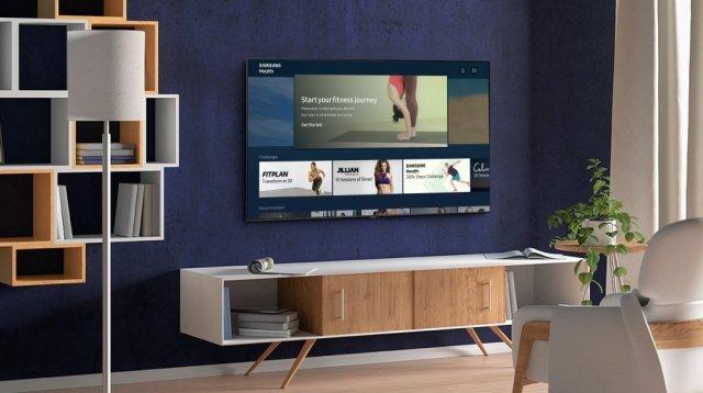 Samsung Health On Samsung Smart TVs
